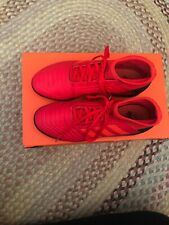 Adidas Predators 19.3 Size Uk 5 Red And Black