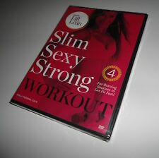 Women's Health Lift To Get Lean Slim, Sexy, Strong Workout Holly Perkins DVD NEW