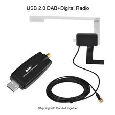 DAB+ Digital Radio Tuner USB Stick for XTRONS Android5.1 & 6.0 Car DVD Stereo HL