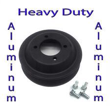 ALUMINUM WATER PUMP PULLEY FOR BMW E39 E46 E53 E60 E83 X5 X3 Z3 11511436590