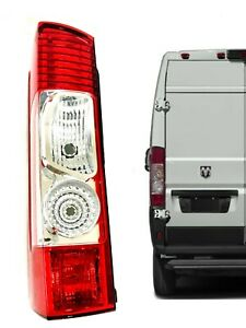 New Fits 2014-2019 Ram Promaster Left Rear Tail Light Lamp 1500-3500 Assembly