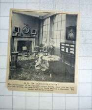 1940 Lewis Textile Museum Blackburn Reconstruct 18th-C Drawing-room