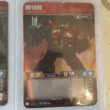 Inferno Breath R 037 R037 Transformers TCG Wave 2