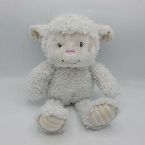 """Little Miracles Costco Lamb Sherpa Plush Stuffed Animal Plush 13"""""""