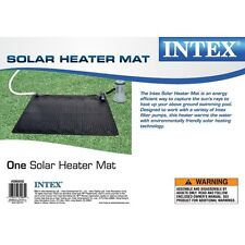 Intex Solar Panel, Solar heating for swimming pools by intex 28685