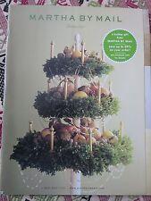 Martha Stewart MARTHA BY MAIL HOLIDAY 2001 Creative Ideas CRAFTS PRODUCTS RARE