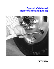 VOLVO TRUCKS D7 D12 ENGINE OPERATOR & MAINTENANCE MANUAL 2001 REPRINTED