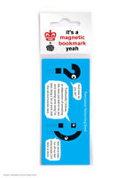 Modern Toss Gifts Funny Hilarious Magnetic Bookmark Novelty Humour Cheap Present