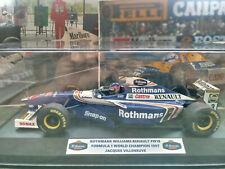 """Minichamps 1/18 Williams FW19 Jacques Villeneuve 1997 World Champion """"Rothmans"""""""