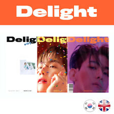 [NEW+SEALED] BAEKHYUN DELIGHT 2nd Mini Album Kpop K-pop UK