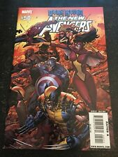 """New Avengers#50 Awesome Condition 8.0(2009)""""Dark Reign"""" Tan Art!!"""