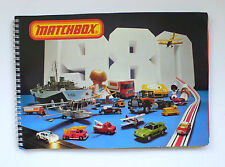Vintage MATCHBOX 150 page Dealer Catalog Book 1980 England RARE!!!