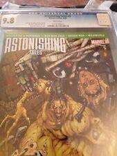 Astonishing Tales 5 CGC 9.8 Marvel  2009 Wolverine Iron Man