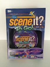Disney Scene It To Go The Dvd Game New