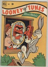 Looney Tunes #121 November 1951 VG Halloween Cover