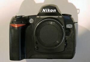 Nikon D70 - per parti di ricambio