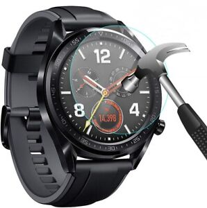For Huawei Watch GT Tempered Glass Screen Protector Cover