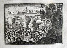 1690 SCHLACHT BATTAGLIA DI STAFFARDA CATINAT PIEMONT PFÄLZISCHER ERBFOLGEKRIEG