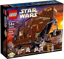 LEGO Star Wars - Exklusiv 75059 Sandcrawler m. R5-D8, Owen Lars & Jawa - Neu OVP