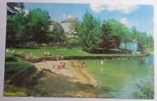 1969 PHOTO POSTCARD OF GRAY ROCKS INN LAC QUIMET ST JOVITE QUEBEC CANADA