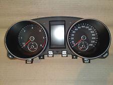 VW Golf 6 VI 1,6 TDI MFA Kombiinstrument 89631km 5K0920870C Tachoanzeiger Diesel