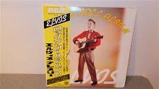 Elvis Presley . Rock 'N' Roll Album . Booklet . OBI . Japan . 2 LP