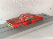ONE AUTO WORLD TJET 1969 Dodge Charger (Graveyard Carz ) SLOT CAR BODY