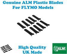 FLYMO Minimo (2002) Mow N Vac 28 GENUINE ALM PLASTIC BLADES PACK OF 10