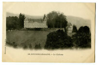 CPA 01 Ain Divonne-les-Bains Le Château