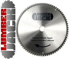 """Trade 80T TCT 305mm 12"""" Mitre & Circular Saw Wood Cutting Blade for Dewalt Bosch"""
