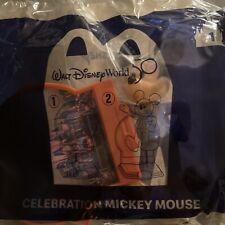 #1 Celebration Mickey Mouse Walt Disney World 50 McDonald's 2021 Happy Meal Toy