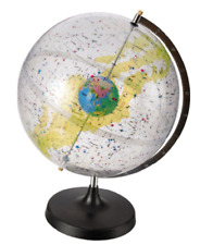Transparent Celestial World Globe 32cm Diameter Educational & Schools Universe