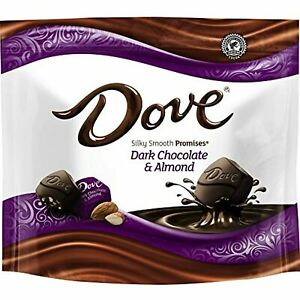 Doves Promise Almond Dark Chocolate Candy