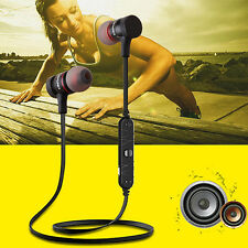 AWEI Wireless Bluetooth Headphone Sport Stereo Headset Earbud For iPhone Samsung