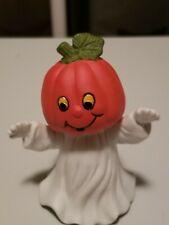 Halloween pumpkin figurines