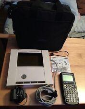 Texas Instrument - TI ViewScreen for 73, 80, 81, 82, 83, 83 Plus AC Power