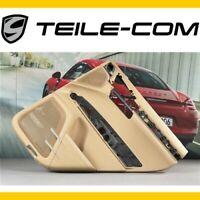 -70% Porsche Cayenne E2/958 Türverkleidung hinten Kunstleder luxorbeige RECHTS