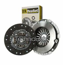 LUK 2 PART CLUTCH KIT FOR OPEL SPEEDSTER CONVERTIBLE 2.2
