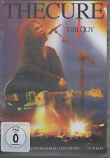 The Cure - Trilogy Live In The Tempodrom Berlin 2002 DVD NEU Robert Smith