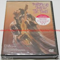 New Prince Sign o of the Times HD New Master Edition DVD Japan F/S BIBF-8460