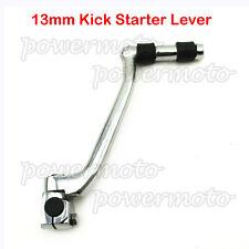 13mm Kick Starter Levers For 50 70cc 90cc 110cc 125cc YX Lifan SSR Pit Dirt Bike