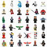 Mini Super Avengers Comics Lego Marvel Heroes Blocks DC Building Toy Figures