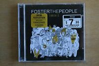 Foster The People  ‎– Torches (2CD Tour Edition)      (C331)