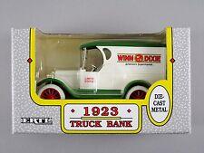 Ertl Winn-Dixie 1923 CHEVROLET Truck Bank 1:25 Diecast 1991 Ltd Ed MADE IN USA