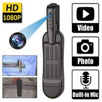 T189 HD 1080P Mini DV Hidden Spy Pen Camera Video Audio Recorder Camcorder DVR