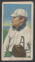 1909 1910 1911 T206 BASEBALL TOBACCO CARD HARRY DAVIS EPDG RARE VINTAGE