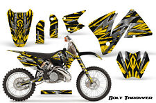 KTM 2001-2002 EXC 200/250/300/350/400/520 and MXC 200/300 GRAPHICS KIT BTYNP