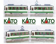 KATO 14501 E-Look SET TRAM URBANI MOTORIZZATI SCALA-N