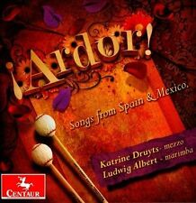 Ardor: Songs From Spain & Mexico, New Music