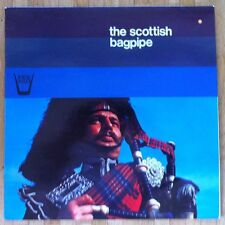 Various artists the scottish BAGPIPE LP/GER/pic
